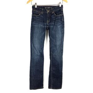 Banana Republic Womens Jeans Boot Cut Denim Sz 0